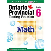 Ontario Provincial Testing Practice - Math 6: EQAO practice materials and test-taking tips for Grade 6