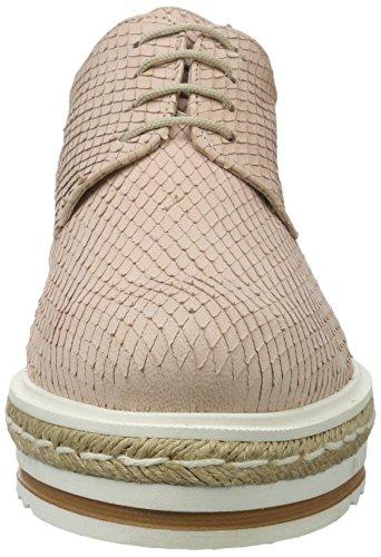 Vitti Love 544-018, Zapatos de Cordones Derby para Mujer Pink (Rosa)