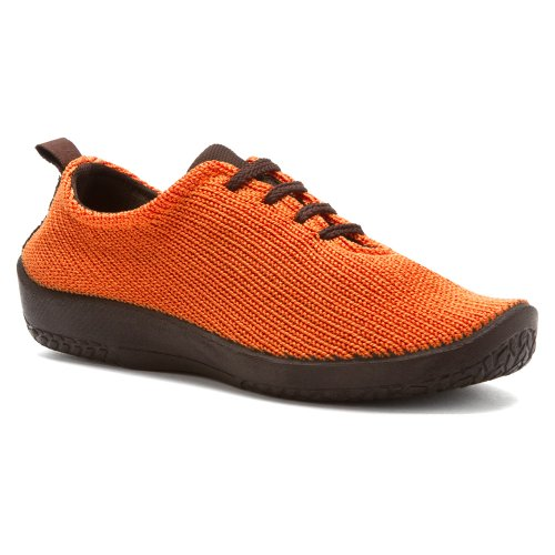 Arcopedico Womens Ls Oxford Apelsin 42 European