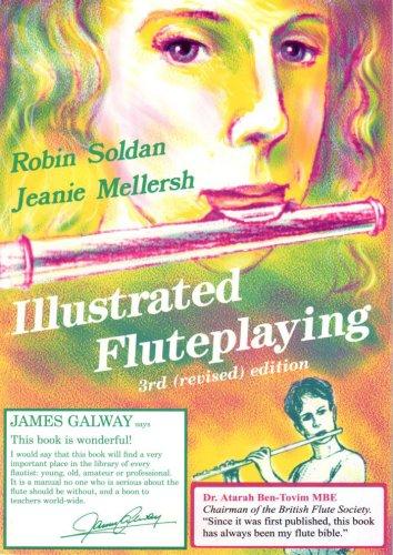 Illustrated Fluteplaying