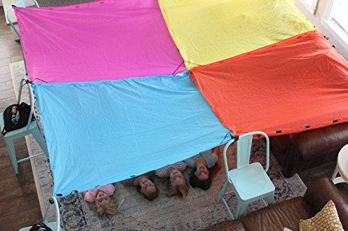 Blanket Fort Kit for Kids & Blanket Fort Kit for Kids - Import It All