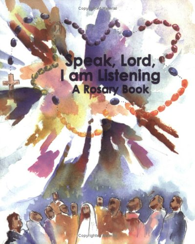 Speak, Lord, I Am Listening, Second Edition