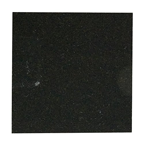 Granite 6 X 6 Field Tile, Polish Lot of - 60 Pcs. (Granite Laser Engraving)