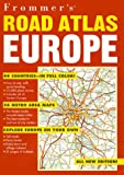 Frommer's Road Atlas Europe, Automobile Association Staff, 0028632737