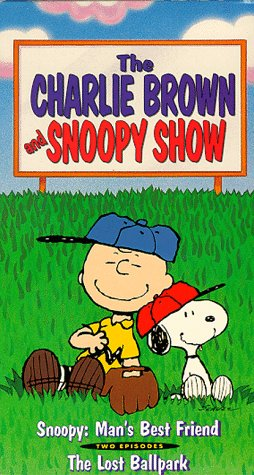 The Charlie Brown & Snoopy Show Vol. 3 - Snoopy Man's Best Friend / The Lost Ballpark [VHS] ()