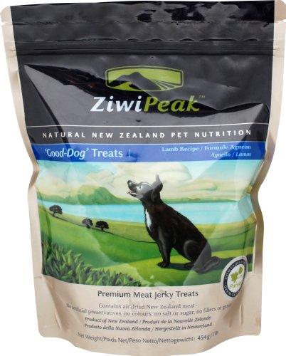 ZiwiPeak Lamb Pet Jerky Treat, 1-Pound, My Pet Supplies