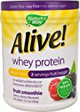 Nature's Way Alive!® Whey Protein Fruit Smoothie Berry Crème -- 13.4 oz - 3PC