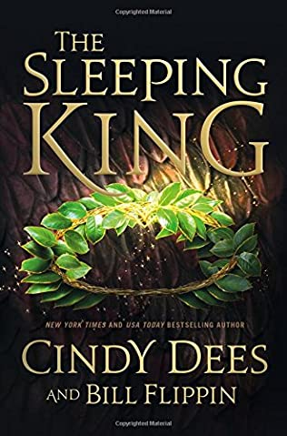 book cover of The Sleeping King