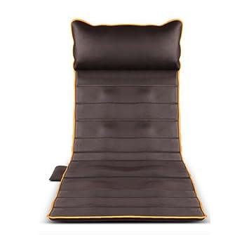 Cervical Masajeador Cuello Cintura Volver Multifunción Todo el cuerpo Eléctrico Hogar Cojín de la silla del