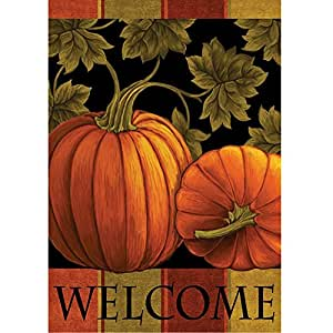 Custom Decor Pumpkin Harvest-FM