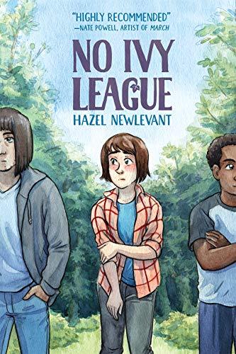 Book Cover: No Ivy League