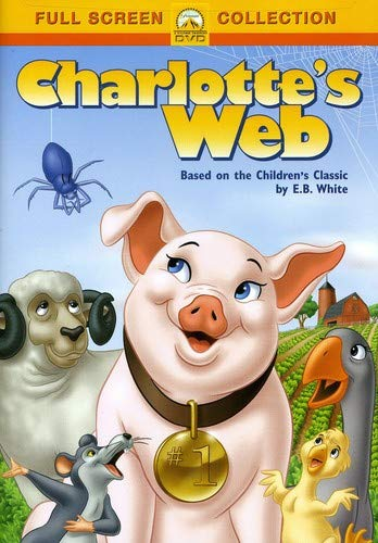 Charlotte's Web (Full Screen Edition) (Willy Wonka And The Chocolate Factory Jr)