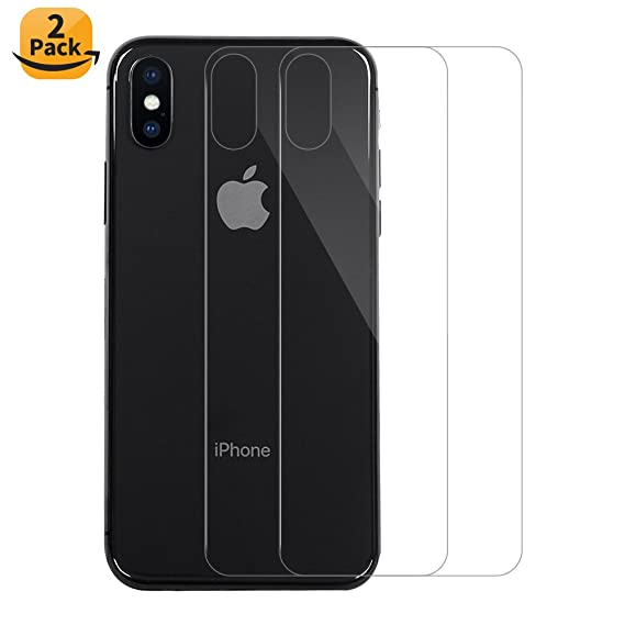 Amazon Com Maxdara Back Screen Protector For Iphone X Iphone Xs