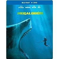 Megalodón (SteelBook) [Blu-ray]