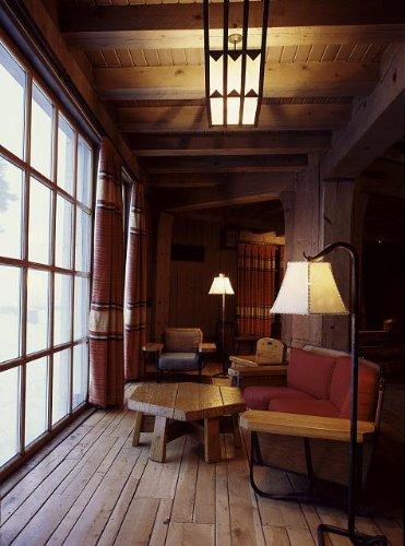 HistoricalFindings Photo: Interior,Timberline Lodge,Mt. Hood,Oregon,Mount Hood,Hood River County,America - Timberline Lodge Mount Hood Oregon