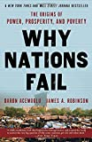 Brilliant and engagingly written, Why Nations Fail answers the question that has stumped the experts for centuries: Why are some nations rich and others poor, divided by wealth and poverty, health and sickness, food and famine? Is it culture, the wea...