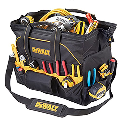 DEWALT DG5553 40 Pocket 18 Inch Pro Contractor's Closed Top Tool Bag by DEWALT (Image #1)