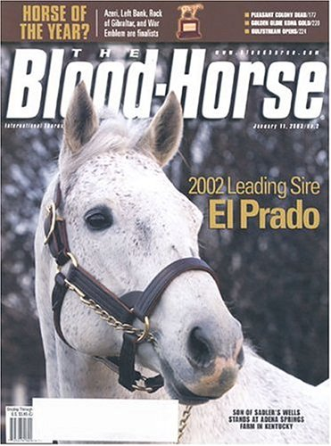 Best Price for Blood Horse Magazine Subscription
