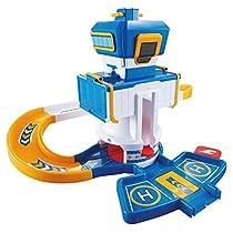 Super Wings - Torre de control Jett & Jimbo
