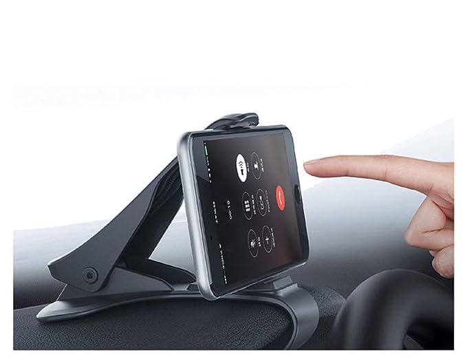 Hud diseño Clip de soporte Universal de salpicadero de coche soporte para teléfono móvil GPS PDA