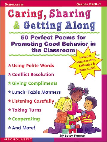 Buy Caring Sharing And Getting Along 50 Perfect Poems For