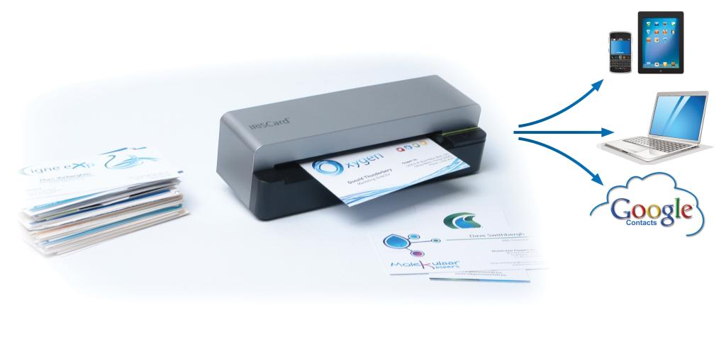Amazon iriscard anywhere 5 portable business card recognition view larger reheart Image collections
