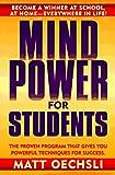 Mind Power for Students, Matt Oeschli, 0312960425
