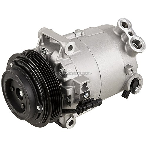 AC Compressor & A/C Clutch For Chevrolet Malibu Impala & Buick Regal - BuyAutoParts 60-03548NA New Malibu Compressor