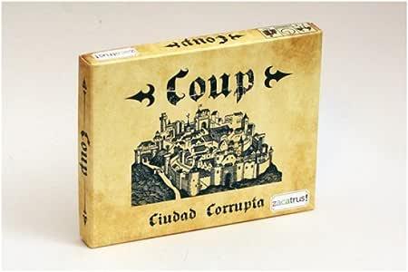 Coup Ciudad Corrupta: Amazon.es: Juguetes y juegos