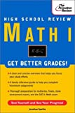 High School Math I Review, Princeton Review Staff and Jonathan Spaihts, 0375750738