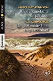 img - for Une inqui tante disparition - Un partenaire bien trop troublant (Black Rose) (French Edition) book / textbook / text book