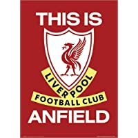 Póster Liverpool - This is Anfield - cartel