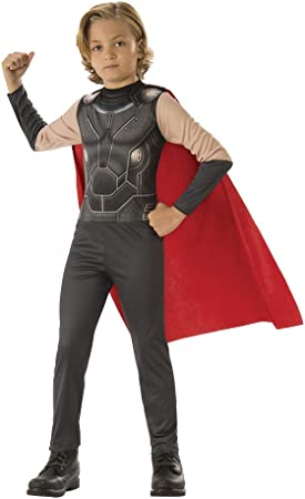Rubies - Disfraz de Thor para niño, infantil L (7-9 años) RubieS ...