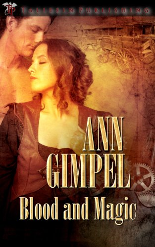 Kindle Daily Deals For Thursday, May 22 Featuring Overnight Price Cuts on Top-Selling eBooks, Including Ann Gimpel's Rave-Reviewed Blood and Magic