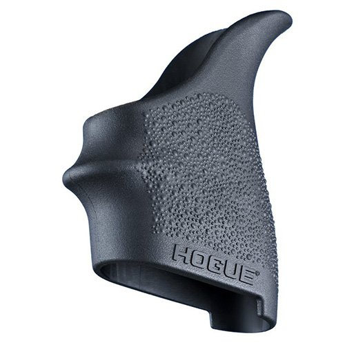 Hogue 18200 Hand All Beavertail Grip sleeve, Glock 42 & 43, black