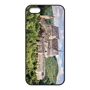 Water Architecture Hight Quality Case for Iphone 5s