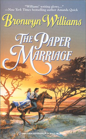 Read Online The Paper Marriage (Harlequin Historical, 524) ebook