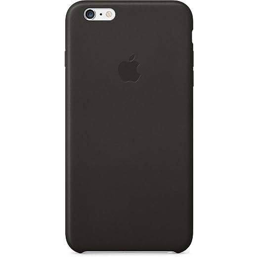12 opinioni per Apple BT-MGQX2ZMA Apple iPhone 6 Plus Leather Custodia, Nero
