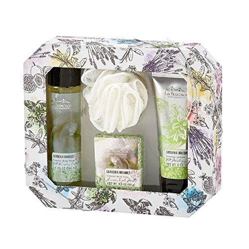 san-francisco-soap-company-5-piece-gift-kit-gardenia-bouquet