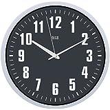 hito HITO153; Silent Non-Ticking Colorful Wall Clock -12 Inches