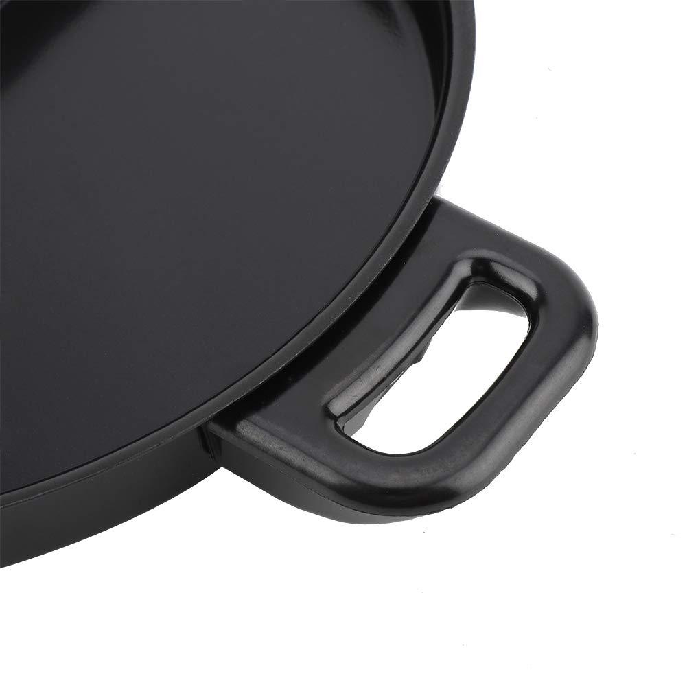 FTVOGUE Faitout Anti-adh/ésif Pliable de la Friture de la marmite de la Friture de loeuf de la po/êle du Double Face Qui Cuisine Les casseroles de Cuisine
