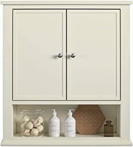 Ameriwood Home SystemBuild Franklin, Soft White Wall Cabinet