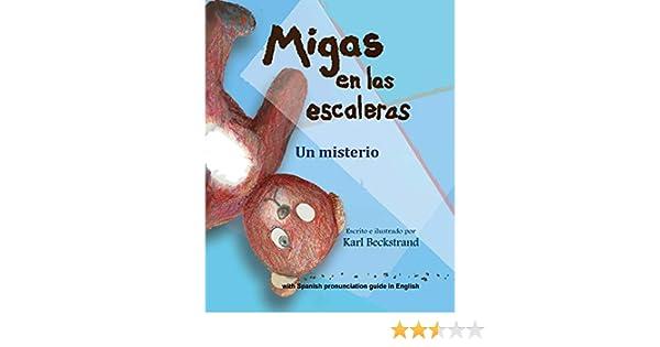 Migas en las escaleras: Un misterio: Volume 2 Misterios para los menores: Amazon.es: Beckstrand, Karl: Libros