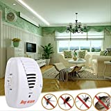 Ultrasonic insect Electronic Ultrasonic Pest Control Repeller Anti Rat Mosquito Mouse Insect Bug ultrasonic insect electronic insect repellent