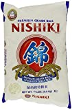 Nishiki Premium Rice, Medium Grain, 240 Ounce (Pack of 2)