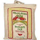 Himalayan Pride White Basmati Rice, 20 lbs