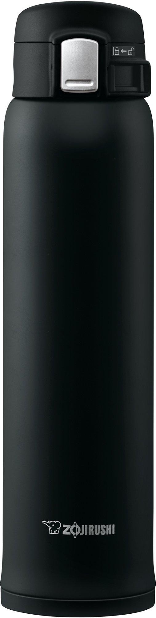 Zojirushi SM-SHE60BZ Stainless Steel Mug, 20 ounce, Black Matte