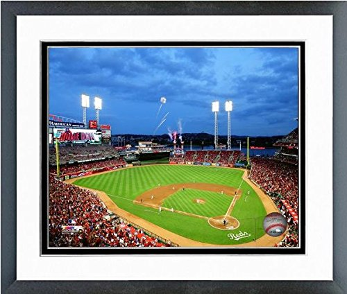 Cincinnati Reds Great American Ball Park MLB Stadium Photo 12.5