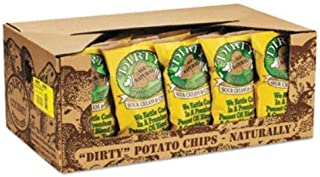 product image for Dirty Chips Sour Cream and Onion Multi-Pack, 2-Oz Bags (Pack of 50)