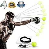 YaBland Fight Ball Reflex, Boxing Fight Ball with